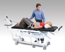 Triton DTS Decompression Table. Fontana Chiropractic and Acupuncture.