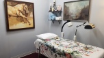 Fontana Chiropractic and Acupuncture. Treatment Room